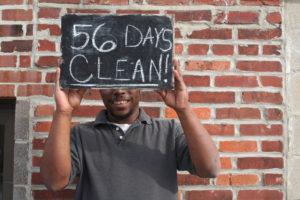 days clean T13
