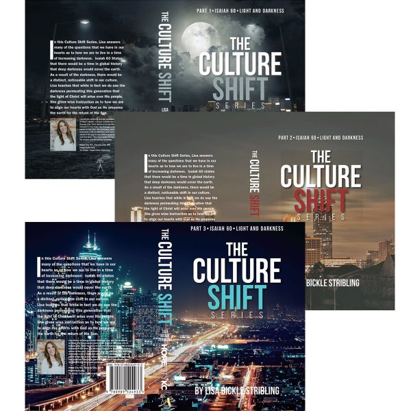 Culture Shift CD Series